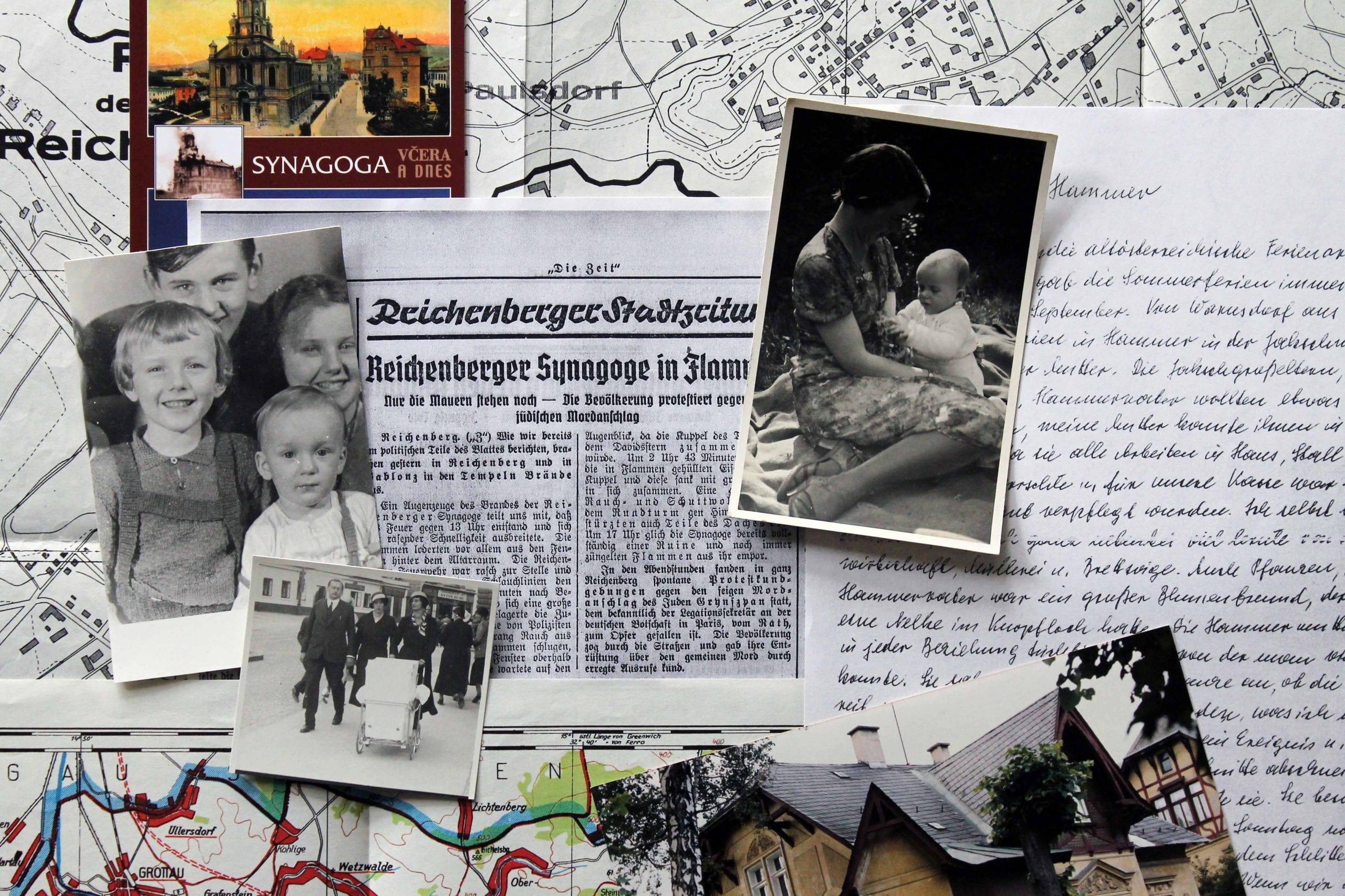 Family History (Annette Gendler)